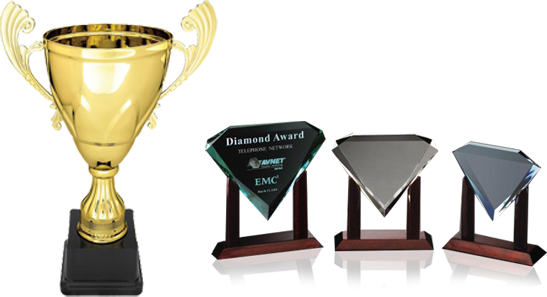 How to Order Trophies and Awards Online