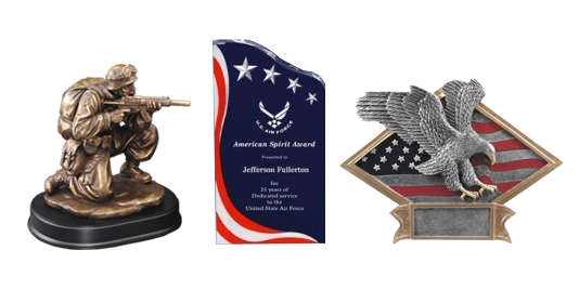 Trophy And Plaques