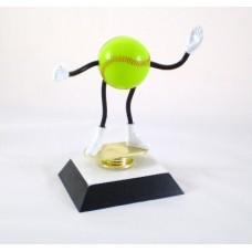 SB04 Softball Dude Trophy