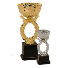 Great Price - Gold or Silver Wreath Cup