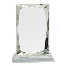 Crystal Rectangle Clear Base