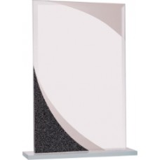 NEW   DGS21/22   Rectangle Designer Glass Award