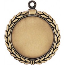 """HR905 Medal 2 1/2"""" with Sport Insert"""