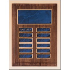 P3503 Sapphire Perpetual Plaque 12plate