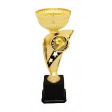 EC- Gold  Banner Cups