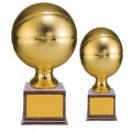 BasketBall Resin on Base