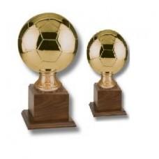 Soccer Ball Resin on Base