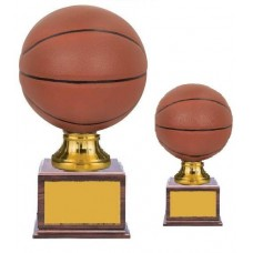 Basketball Resin on Base