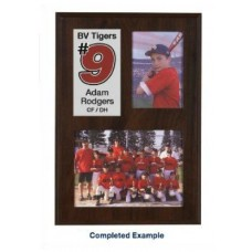 Value Player Recognition Plaque