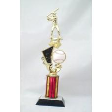 BB09 Baseball Shooting star Trophy