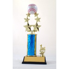 BB12 Baseball Star Trophy