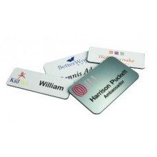 Full Color Name Tags 4 Sizes