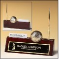 BC525  Golf Clock/Name Plate