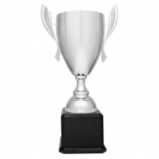New  Silver Completed Metal Cup Trophy