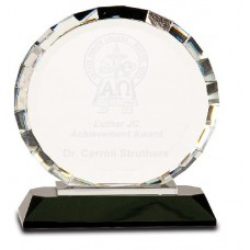 CRY014 Premier Crystal Round
