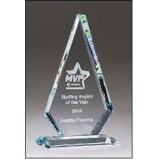 New  Diamond  Glass Award with Prism-Effect