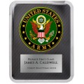 "10 1/2"" x 13"" Army Hero Plaque"