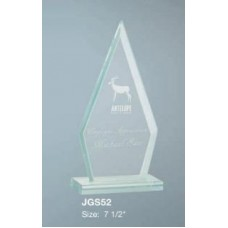 Triangle Jade Glass Award