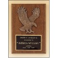 P1784  American walnut plaque
