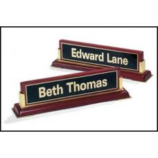 588 Rosewood Nameplate