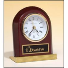 BC925 Rosewood Piano Finish Clock
