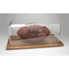 FH5 Oak Base Football Display