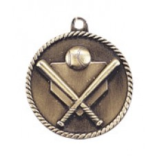 HR 705 Baseball Medal