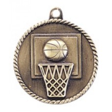 HR 710 Basketball Medal