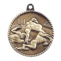 HR 720 Football Medal