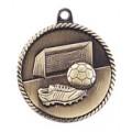 HR 745 Soccer Medal