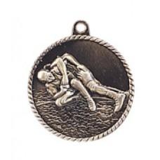 HR770 Wrestling Medal