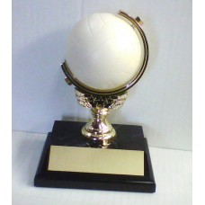 VOL08 Volleyball Spinner Trophy
