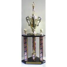 BAS14 Basketball Winners Trophy