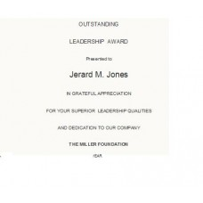 Leadership #2 Layout
