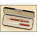PKC6200R Rosewood finish pen and letter opener set.
