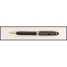 PS5660-BK Black Euro Pen