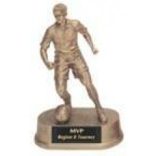 JDS13 Male Soccer Resin Figure