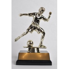 SOC02 Soccer Competitor Trophy