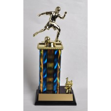 SOC07 Soccer Pinnacle Trophy