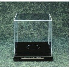 KH1 Clear Acrylic Display with Black Base