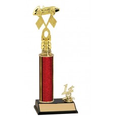 Pin12 Pinewood Derby Trophy