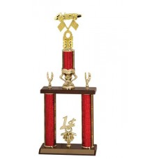 Pin20 Pinewood Derby Trophy